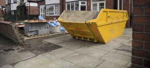 Domestic Skip Hire Services