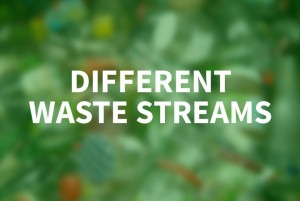 Different Waste Streams