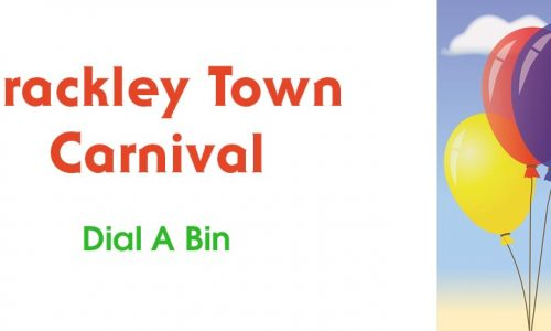 Dial A Bin at Brackley Carnival