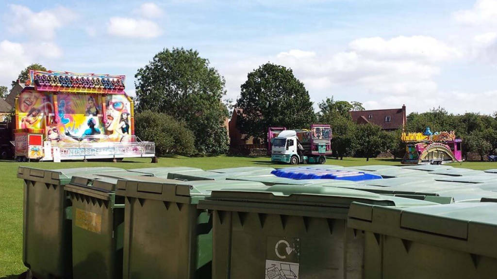 Brackley Carnival Bin Hire