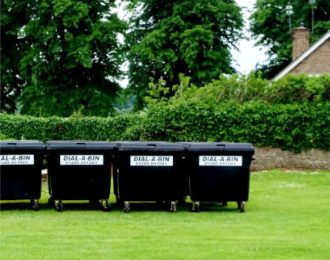 Correctly Sized Waste Containers